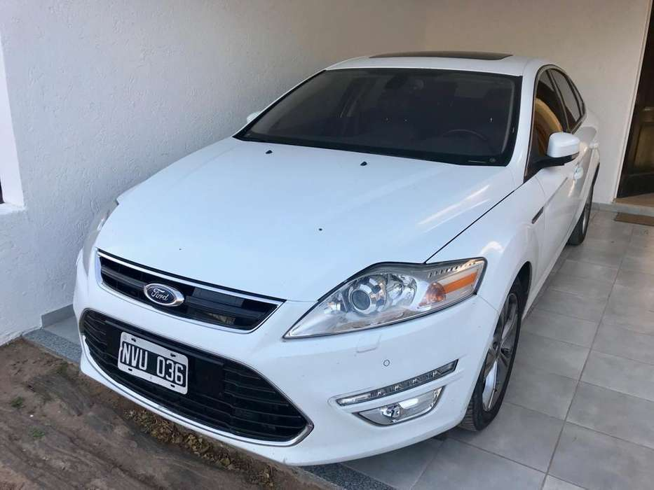 Ford Mondeo  2014 - 99500 km