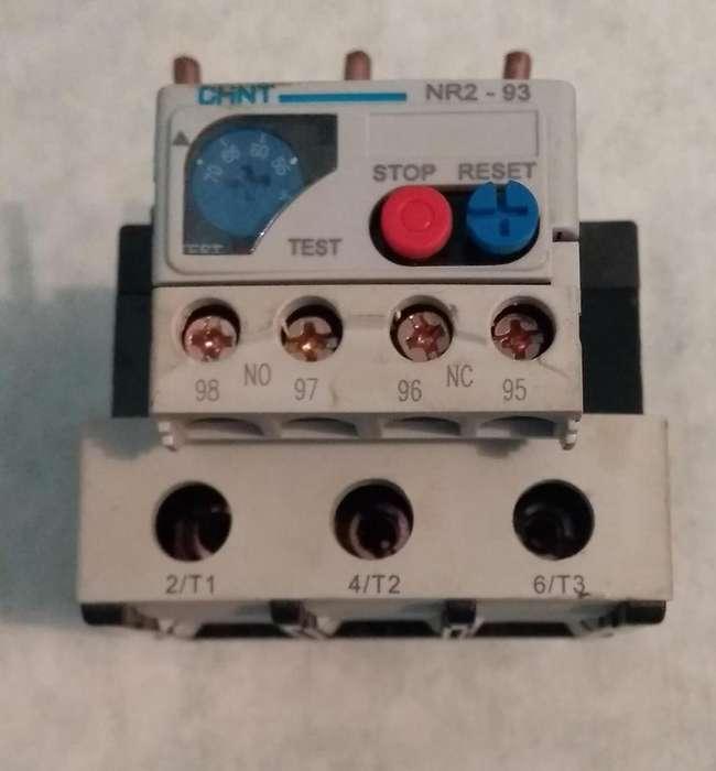 Rel trmico CHNT NR293