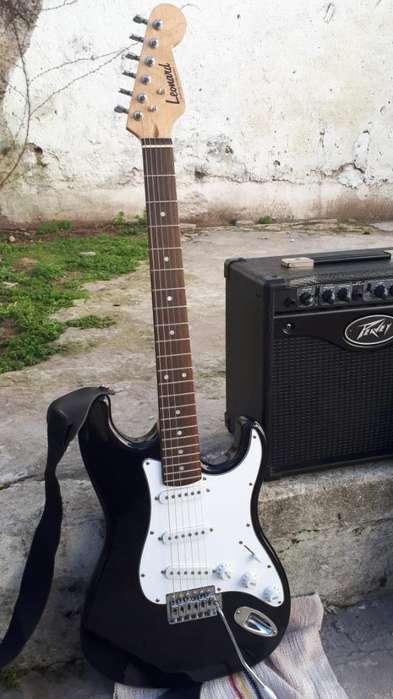 Vendo Guitarra con Amplificador