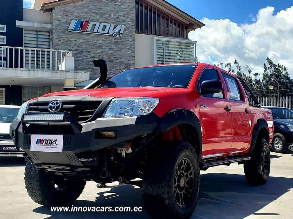 Toyota Hilux 2014 - 106000 km