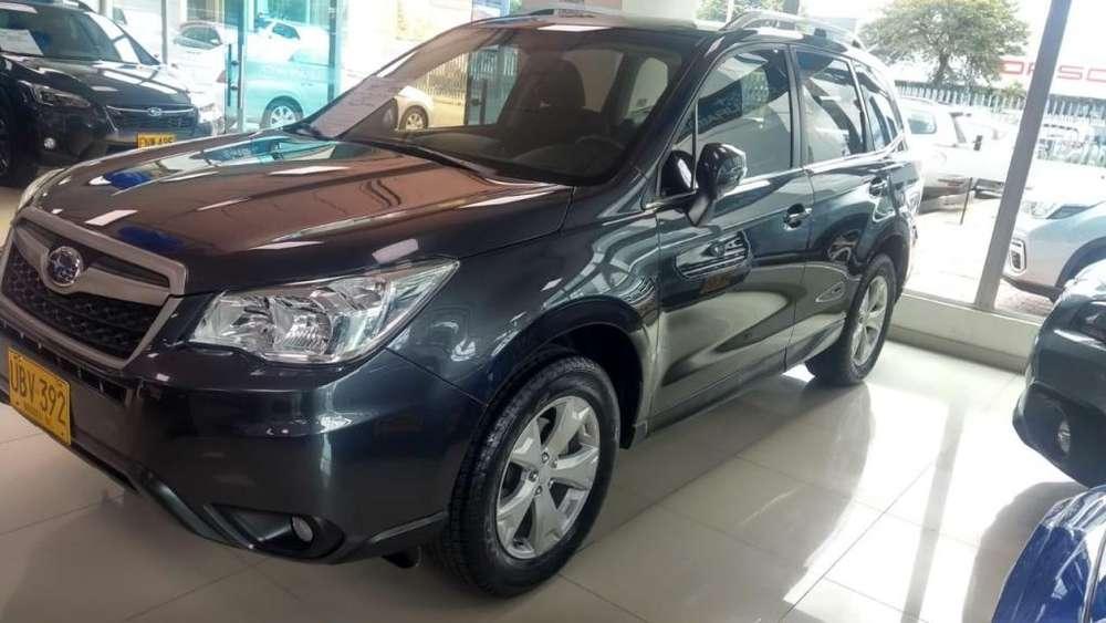Subaru Forester 2014 - 62900 km