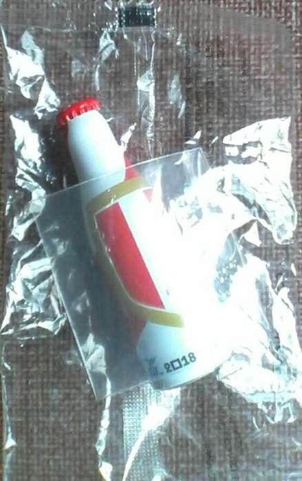 Llavero Mini Botella Coca Cola 2018 D14