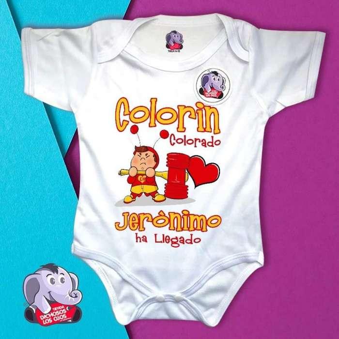 Mamelucos Personalizados para Tu Bebe