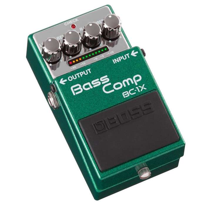 BC-1X PEDAL EFECTO COMPRESOR BOSS