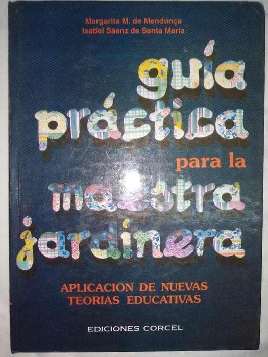 Guía Práctica Para La Maestra Jardinera -sala 5 años- M. De Mendonca