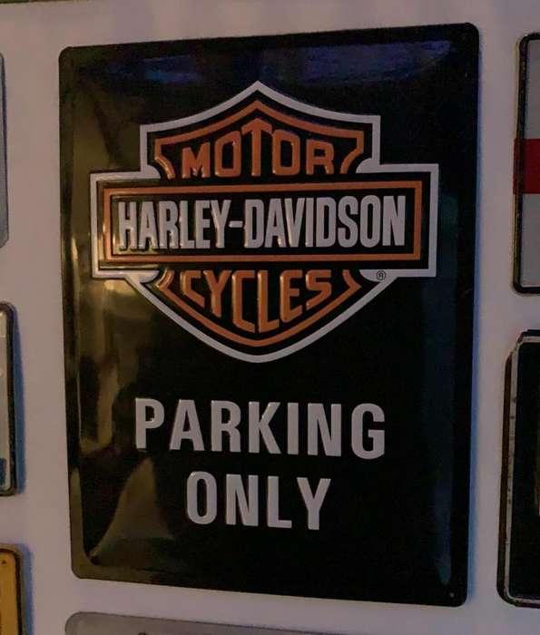 <strong>cartel</strong> Harley Davidson