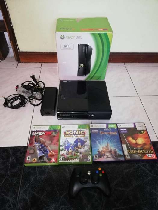 Xbox 360 Original Como Nuevo