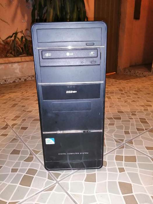 Cpu Intel Celeron, Disco 300gb, Ram 1 Gb