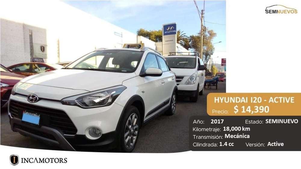 Hyundai i20 2017 - 18000 km