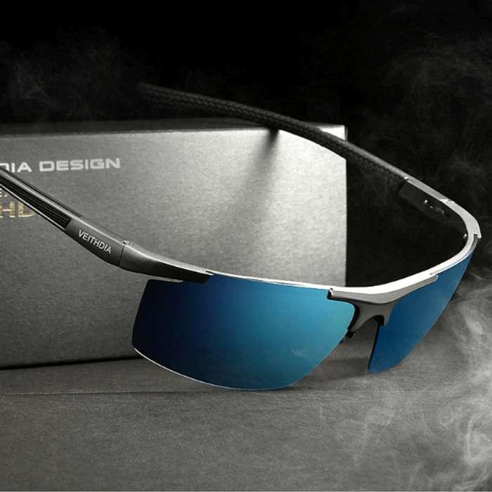 Lentes de sol para hombre y mujer Veithdia originales Gafas UV400 Polarizados, vendemos productos Nuevos