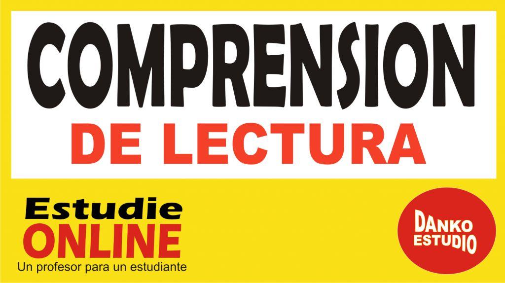 Danko estudio: Informativo del guaico: Cursos y clases de comprension lectora en Bogota  Colombia.