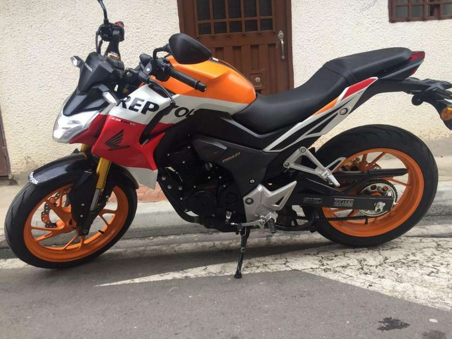 Moto Honda 190 Repsol