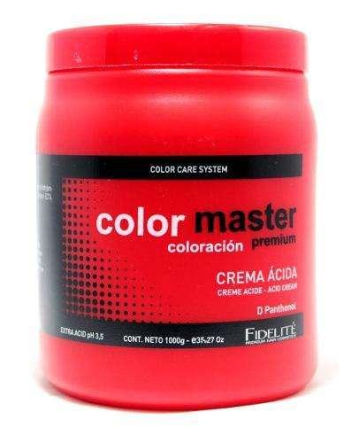 Crema Fidelité Color Master