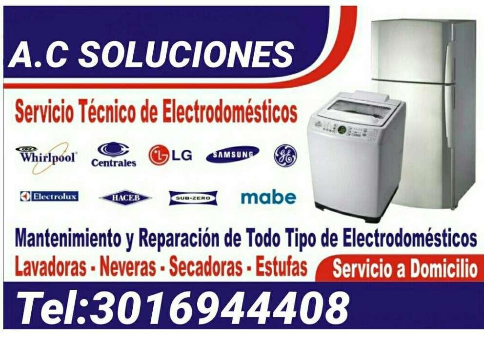 Reparacion Tecnica de Electrodoméstico