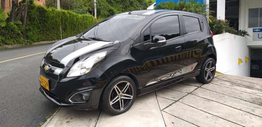 Chevrolet Spark GT 2015 - 58000 km