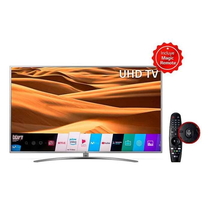 OFERTA...Televisor 55 Pulg. LED 4K UHD Smart TV 55UM7650. NUEVO