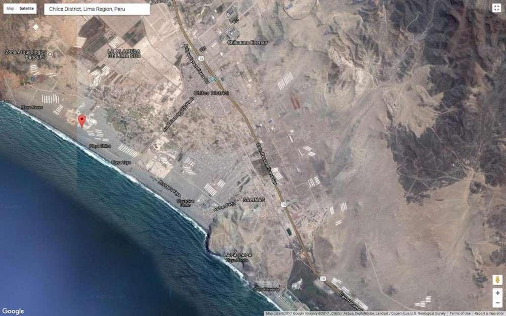 Venta de Terreno Playa San Pedro, Frente Mar, Ideal Para Playa Privada.