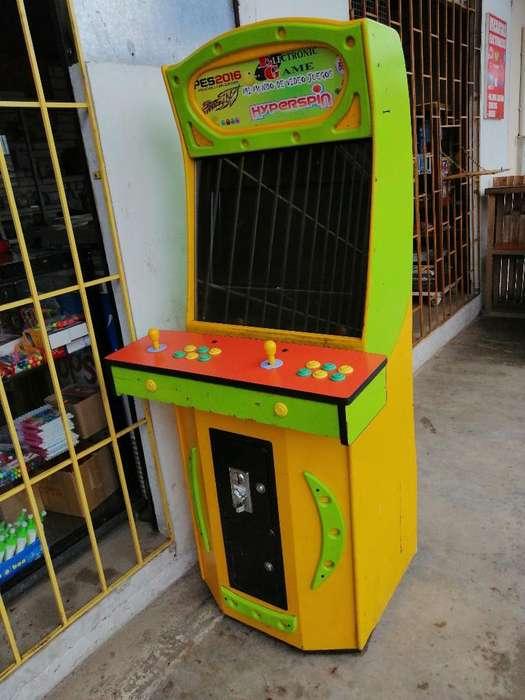 Venta de Maquina de Multi Juegos