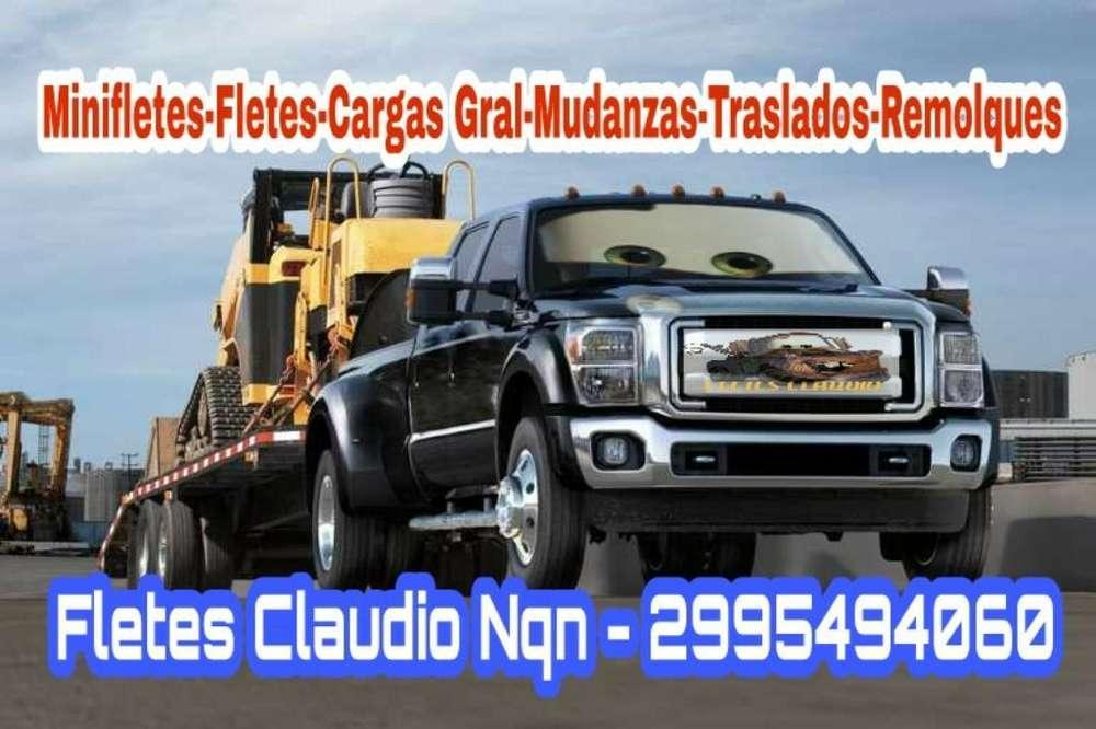 Fletes Claudionqn