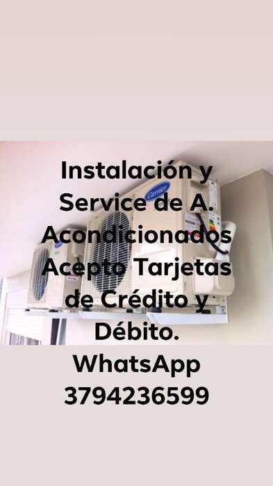Instalación Y Servicios de A. Split
