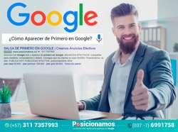 ANUNCIOS EN GOOGLE Llamenos 3117357993