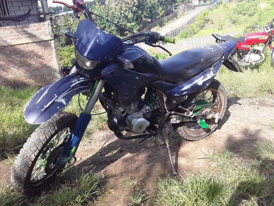 Vendo Moto Thundra Raptor 250 Año 2014