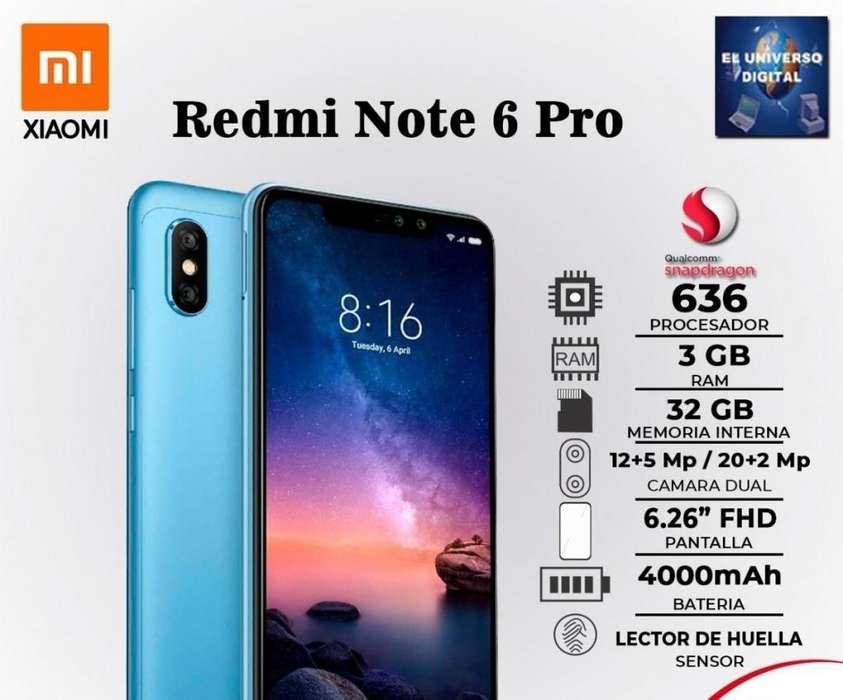 Xiaomi redmi note 6 pro Rosario,Celular Xiaomi Rosario,Xiaomi Rosario,Santa Fe, Xiaomi redmi note 6 pro