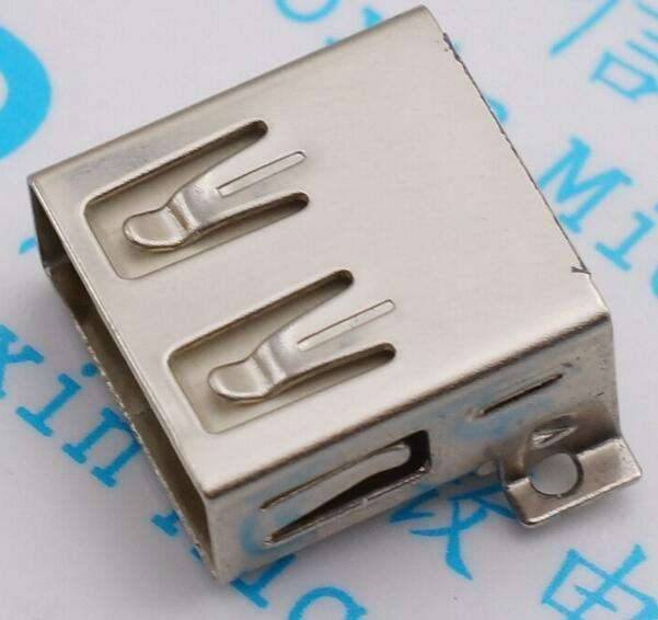 Conector USB A Hembra Montaje Superficial