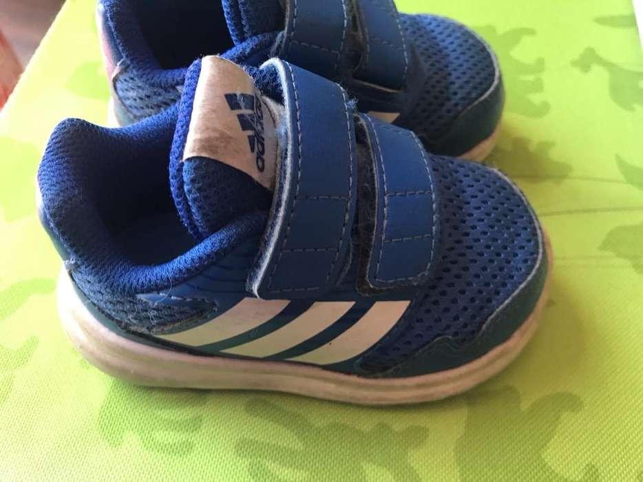 Zapatillas Adidas, Talla 20