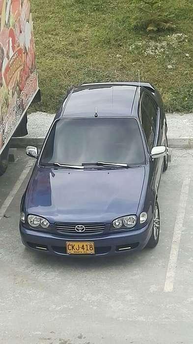 Toyota Corolla 2002 - 125 km