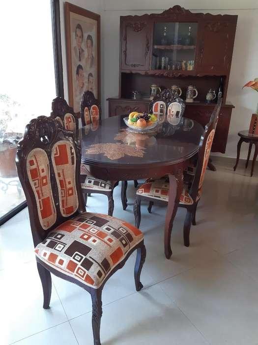 Vendo Excelente <strong>comedor</strong> Y Sala Isabelino