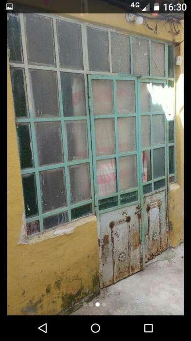 Puerta Balcon Antigua