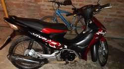 Vendo Moto Suzuki Vivar 2015 Buen Estado