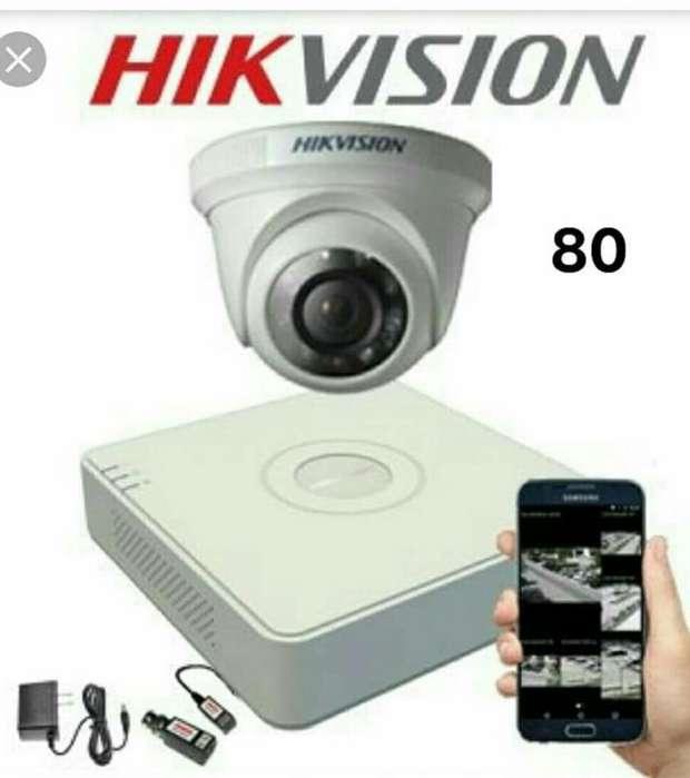 Kit de Camaras Hikvision