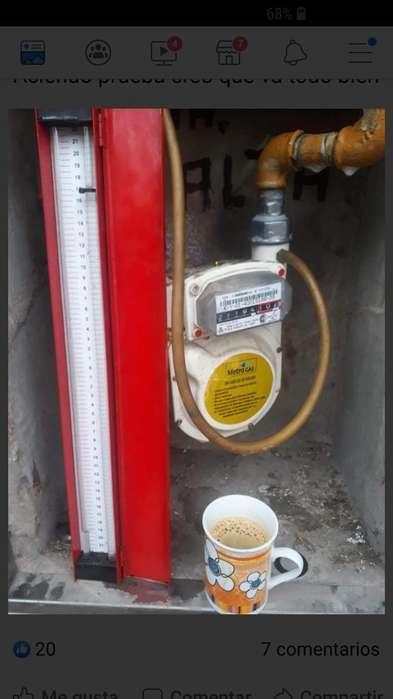 Plomero/gasista Matriculado1123683740
