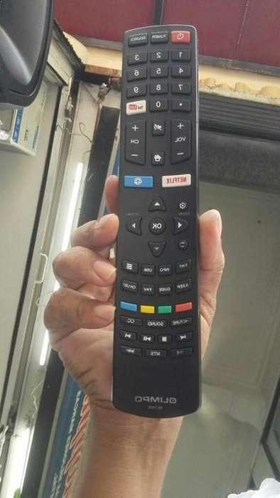 control olimpo original televior smar tv