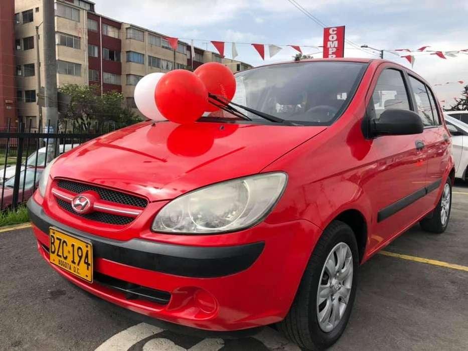 Hyundai Getz  2007 - 139000 km