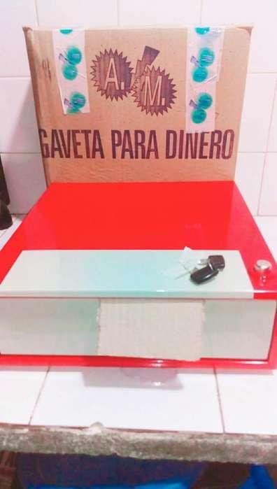 Caja Registradora Nueva con Llaves