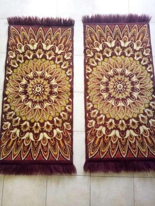 Juego de <strong>alfombras</strong> Antiguas Vintage