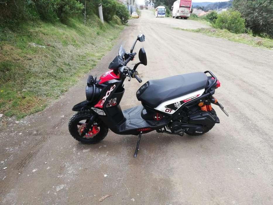 <strong>motoneta</strong> Axxo Viper 150