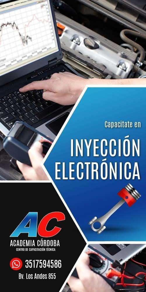 CURSO DE INYECCION ELECTRONICA DEL AUTOMOVIL