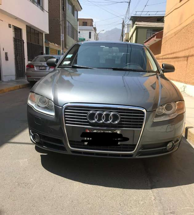 <strong>audi</strong> A4 2007 - 160 km