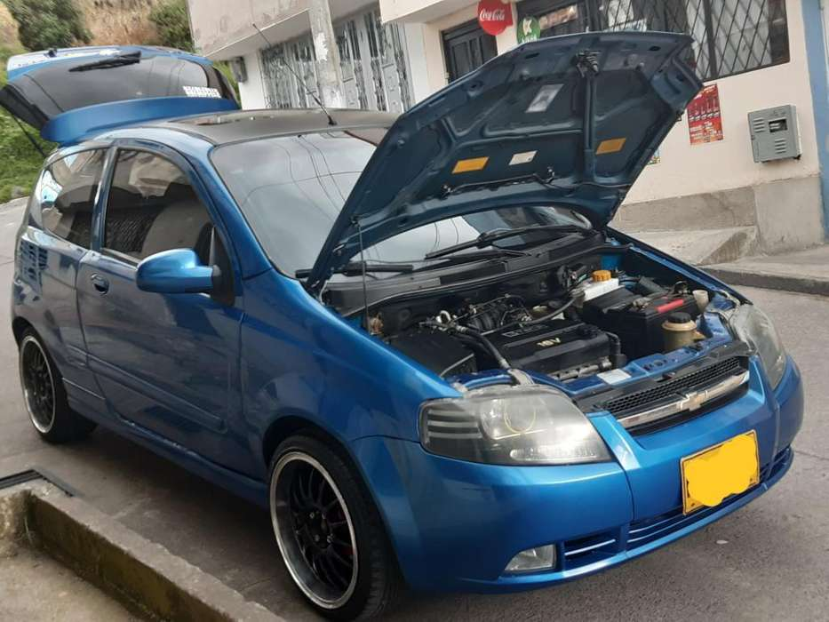 Chevrolet Aveo 2007 - 142080 km