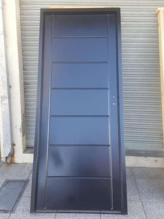 Puerta Chapa Entrada