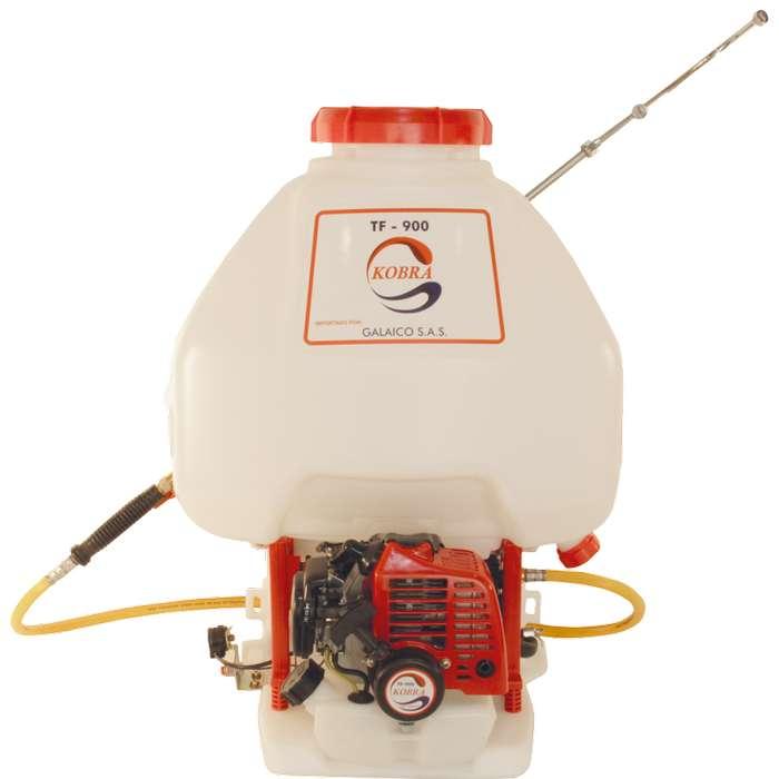 Fumigadora Kobra De Espalda Motor Gasolina - 25 Litros