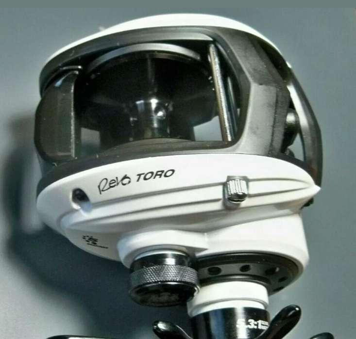 Reel Abu Garcia Revo Toro T2 S50 Low