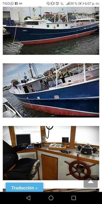 Barco. Pesquero