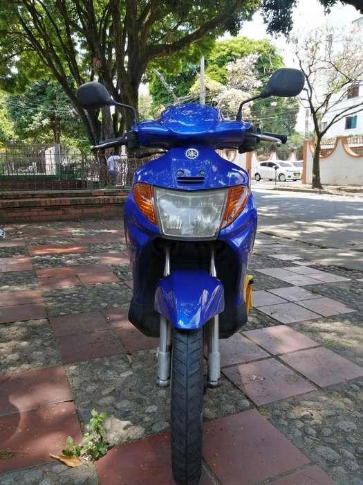 Moto <strong>yamaha</strong> Next 115 Solo Tarjeta