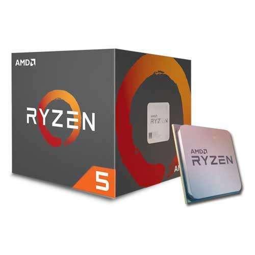 CPU AMD RYZEN 1400 CON PLACA DE VIDO 1030