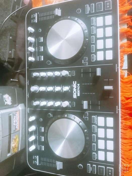 Vendo Controlador Sonic Mix 4